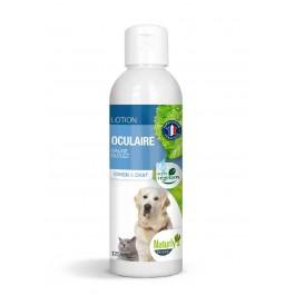 Naturlys Lotion oculaire chien et chat 125 ml - La Compagnie Des Animaux