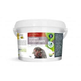 Naturlys Poudre Diatomée désodorisante 1 kg - La Compagnie Des Animaux