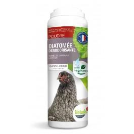 Naturlys Poudre Diatomée désodorisante 200 g - La Compagnie Des Animaux