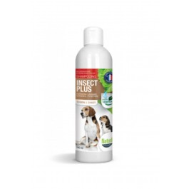 Naturlys Shampooing insect plus chien et chiot 140 ml - La Compagnie Des Animaux