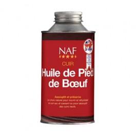 Naf Cuir Huile de Pied de Boeuf 500 ml - La Compagnie Des Animaux