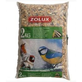 Zolux mélange oiseaux du jardin 2 kg - La Compagnie Des Animaux