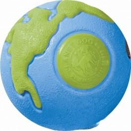 Orbee-Tuff Ball jouet pour chien bleu/vert L - La Compagnie Des Animaux