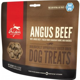 Orijen Angus Beef Dog Treats chien 92 g - La Compagnie Des Animaux