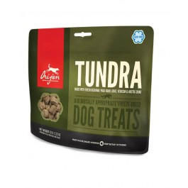 Orijen Dried Tundra Dog Treats chien 56,7 g - La Compagnie Des Animaux