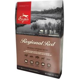 Orijen Regional Red Chien 11,4 kg - La Compagnie Des Animaux
