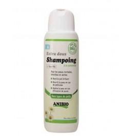Anibio Shampoing Aloe Vera BIO pour chien et chat 250 ml