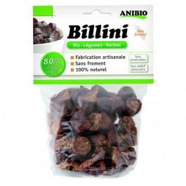 Anibio Billini viande de bœuf 80 % 130 g - La Compagnie Des Animaux
