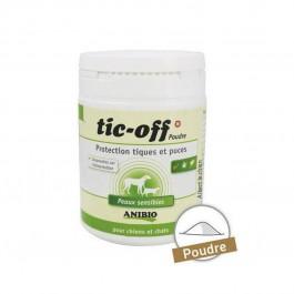 Anibio Tic-off poudre 140 g - La Compagnie Des Animaux