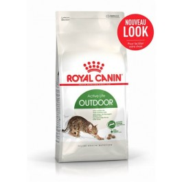 Royal Canin Féline Health Nutrition Outdoor 30 - 4 kg - La Compagnie Des Animaux