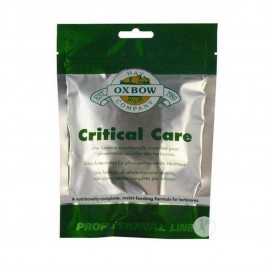 Oxbow Critical Care 141 grs - La Compagnie Des Animaux