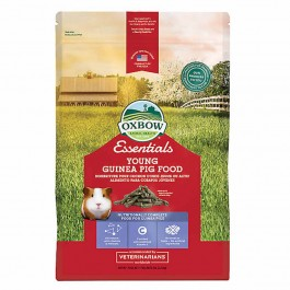 Oxbow Essentials Young Guinea Pig 2,25 kg - La Compagnie Des Animaux
