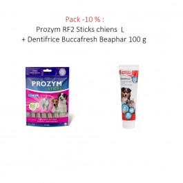 Prozym RF2 Sticks chiens L +25 kg - La Compagnie Des Animaux