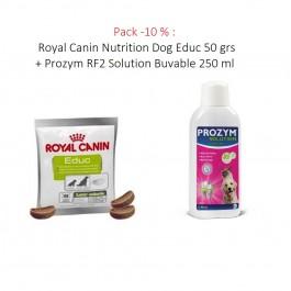 Royal Canin Nutrition Dog Educ 50 grs - La Compagnie Des Animaux