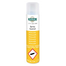 Pet Safe Recharge Spray citronnelle - La Compagnie Des Animaux