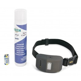 Pet Safe Collier anti-aboiement spray Deluxe  - La Compagnie Des Animaux