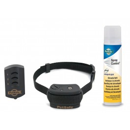 Pet Safe Collier de dressage SPT-85 Spray 85 m - La Compagnie Des Animaux