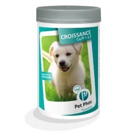 Pet Phos Croissance Ca/P=1.3 1000 cps - La Compagnie Des Animaux