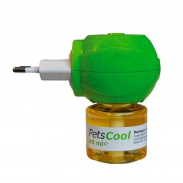 Petscool Diffuseur + Recharge 40 ml - La Compagnie Des Animaux