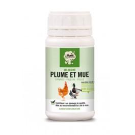 Plume & Compagnie Volacrine Plume et Mue 250 ml - La Compagnie Des Animaux