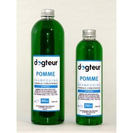 Offre Dogteur: 1 Shampooing PRO Dogteur Pomme 5 L acheté = 1 gant de toilettage offert - La Compagnie Des Animaux