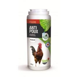 Naturlys poudre aviaire anti poux 125 grs   - La Compagnie Des Animaux