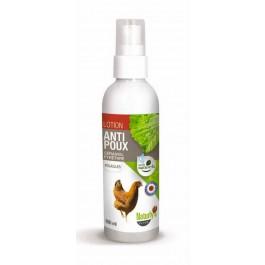 Naturlys lotion anti poux volaille 125 ml - La Compagnie Des Animaux