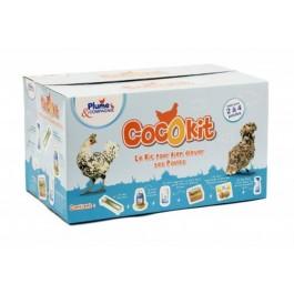 Plume & Compagnie Cocokit Poules - La Compagnie Des Animaux