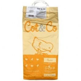 Gasco Cot & Co Poussin miette 10 kg - La Compagnie Des Animaux
