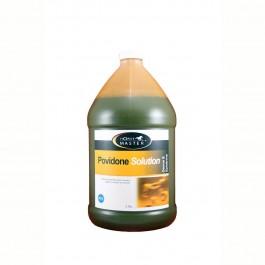 Povidone Solution 10% Désinfectant Cheval 3,78 L - La Compagnie Des Animaux