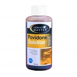 Povidone Solution 10% Désinfectant Cheval 200 ml - La Compagnie Des Animaux