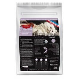 Préférence Croquettes Chat Sensible 3 kg - La Compagnie Des Animaux