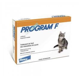 Program F pour chat - de 4.5 kg - La Compagnie Des Animaux