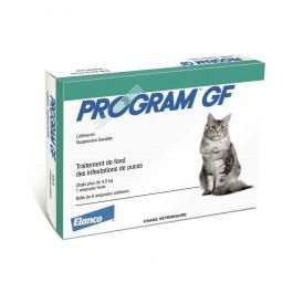 Program GF pour chat + de 4.5 kg - La Compagnie Des Animaux