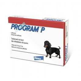 Program P pour chien de 2.5-7 kg 6 cps - La Compagnie Des Animaux