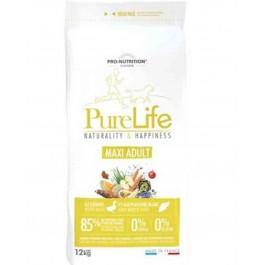 PureLife Croquettes Maxi Adult pour chien 12 kg - La Compagnie Des Animaux