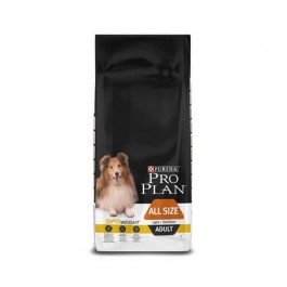 Purina ProPlan Dog All Size Adult Light / Sterilised Poulet OPTIWEIGHT 3 kg - La Compagnie Des Animaux
