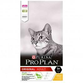 Purina Proplan Optirenal Cat Adult Original Poulet 10 kg - La Compagnie Des Animaux