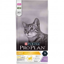 Purina Proplan Cat Adult Optilight Dinde 1.5 kg - La Compagnie Des Animaux