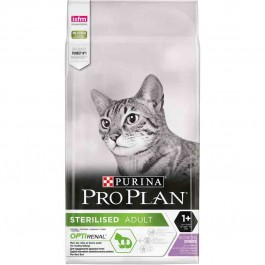Purina Proplan Optirenal Adult Cat Sterilised Dinde 10 kg - La Compagnie Des Animaux