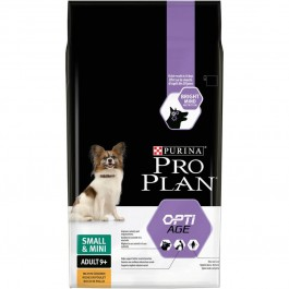 Purina Proplan Dog Small & Mini Adult 9+ OPTIAGE 3 kg - La Compagnie Des Animaux