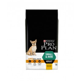 Purina Proplan Dog Small & Mini Adult OPTIBALANCE remplace OPTIHEALTH 3 kg - La Compagnie Des Animaux
