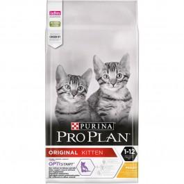Purina Proplan Optistart Original Kitten au poulet 10 kg - La Compagnie Des Animaux