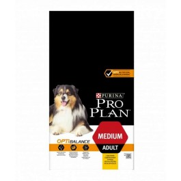 Purina ProPlan Dog Medium Adult OPTIBALANCE remplace OPTIHEALTH 3 kg - La Compagnie Des Animaux