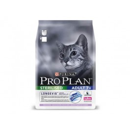 Purina Proplan Cat Sterilised Adult 7+ Dinde 400 grs - La Compagnie Des Animaux