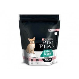 Purina Proplan Dog Small & Mini Adult Sensitive Skin OPTIDERMA 7 kg - La Compagnie Des Animaux