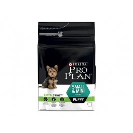 Purina Proplan Dog Small & Mini Puppy OPTISTART 3 kg - La Compagnie Des Animaux
