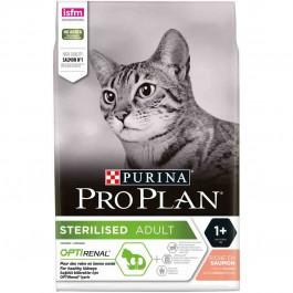 Purina Proplan Optirenal Adult Cat Sterilised Saumon 1,5 kg - La Compagnie Des Animaux