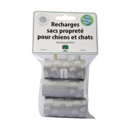 Recharge distributeur Bon Ton 45 sachets - La Compagnie Des Animaux