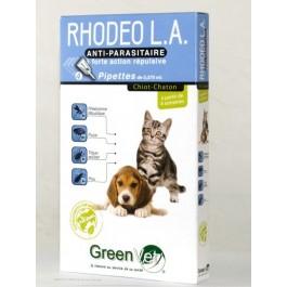 Rhodeo L.A chiot / chaton 4 pipettes - La Compagnie Des Animaux